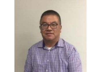 Toronto nephrologist Dr. Robert Ting