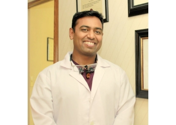 Chatham dentist Dr. Rohit James, BDS, DMD