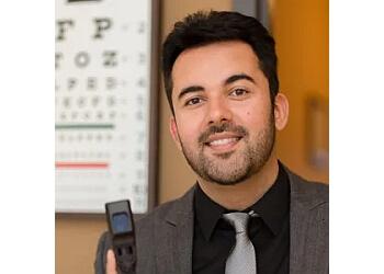 Surrey optometrist Dr. Rohit Sachdeva, OD