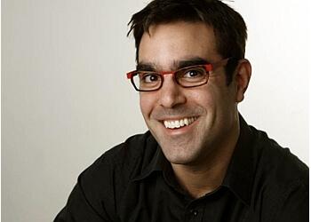 Sherwood Park pediatric optometrist Dr. Ross McKenzie, OD