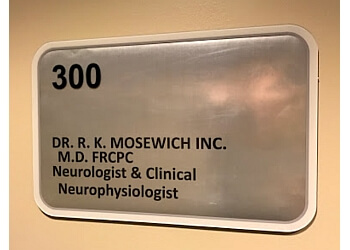 Kamloops neurologist Dr. Russell Keith Mosewich