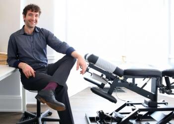 Stouffville chiropractor Dr. Ryan Millar, DC