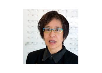 Sherwood Park optometrist Dr. S.B. Joe, OD