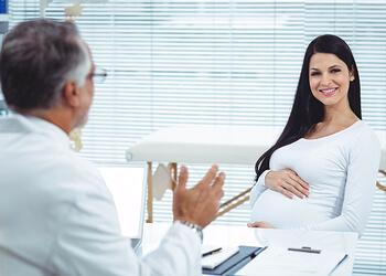 Waterloo gynecologist Dr. Sheldon M. Frank, MD, FRCSC