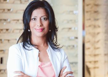 Mississauga pediatric optometrist Dr. Sabrina Ahmed, B.Sc., OD