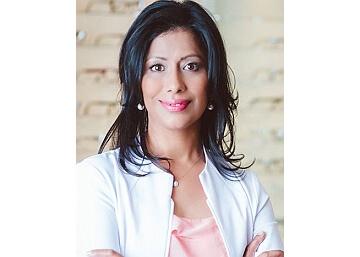 Mississauga optometrist Dr. Sabrina Ahmed, OD