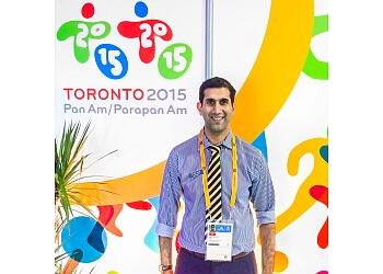 Calgary optometrist Dr. Saleel Jivraj, OD