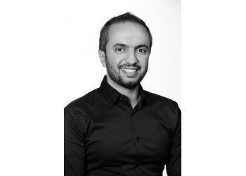 Edmonton orthodontist Dr. Saleh Al-Daghreer, BDS, PHD, FRCD(C)