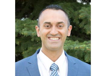 Niagara Falls chiropractor Dr. Salmaan Noaman, DC