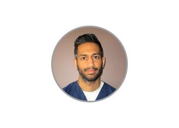 Calgary podiatrist Dr. Samir M Lalani, DPM