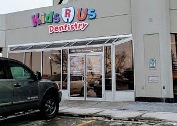 Calgary children dentist Dr. Sandra P. Schwann, BS, DDS