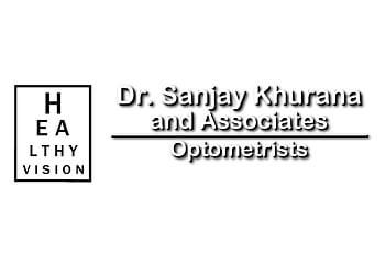 Stouffville optometrist Dr. Sanjay Khurana, OD