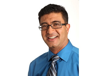 Nanaimo cosmetic dentist Dr. Sanjivan Mahara, DMD