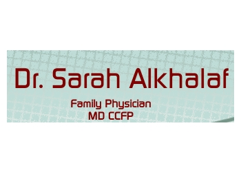 Stouffville primary care physician Dr. Sarah Alkhalaf, MD