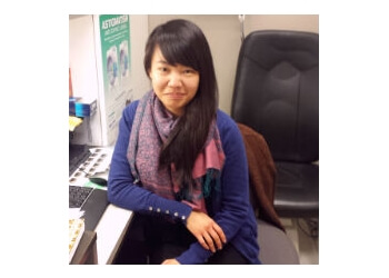 Red Deer pediatric optometrist Dr. Sarah Cheng, OD