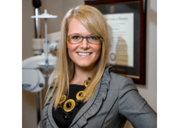 Edmonton pediatric optometrist Dr. Sarah Keep, OD