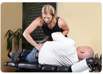 Windsor chiropractor Dr. Sarah Tregaskiss, DC