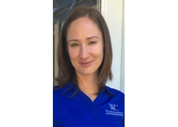 Fredericton chiropractor Dr. Sarah Williams, DC
