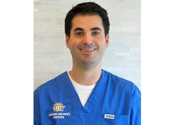 Dr. Sean A. Ostro DDS, FRCD(C) Vaughan Children Dentists