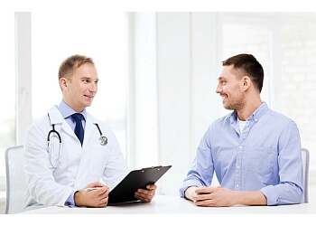 Oshawa urologist Dr. Sean Gibson
