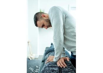 Barrie chiropractor Dr. Sebastian, DC