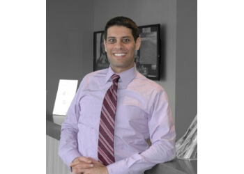 Richmond Hill orthodontist Dr. Shalev Sabari, DMD, Cert. Ortho, FRCD(C)