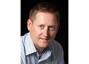 Lethbridge optometrist Dr. Shane Ferguson, OD