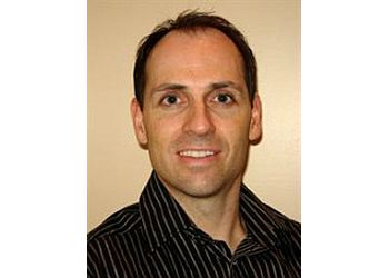 Kamloops chiropractor Dr. Shane Gathercole, DC