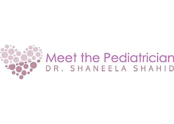 Milton pediatrician Dr. Shaneela Shahid, MD