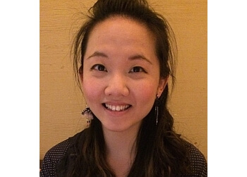 Richmond pediatric optometrist Dr. Shannon Feng, OD