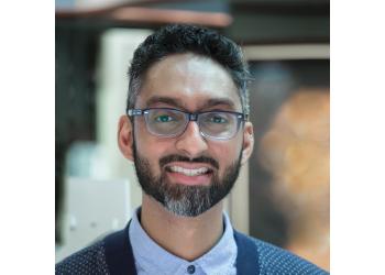 Burnaby pediatric optometrist Dr. Shaun Pati, OD