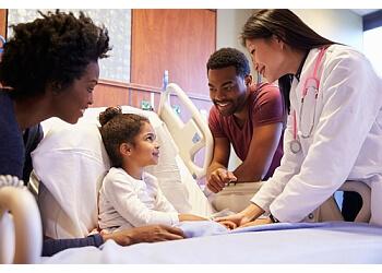 Delta pediatrician Dr. Shazia Ghufran, MBBS