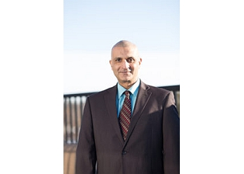 Edmonton podiatrist Dr. Sheharyar Chaudhry, DPM
