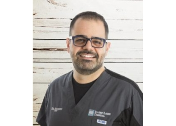 Huntsville cosmetic dentist Dr. Shervin Rowshani, DDS