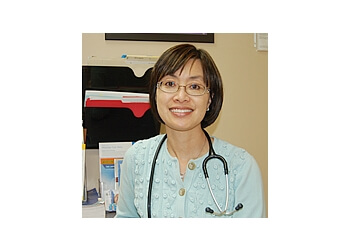Vaughan pediatrician Dr. Shirley Sit, MASc, MD, FRCPC, FAAP