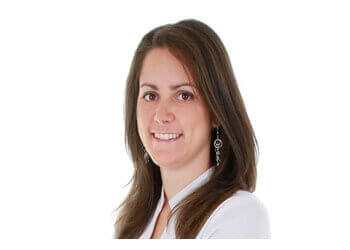 Longueuil podiatrist Dr. Stephanie Bonneau, PhD