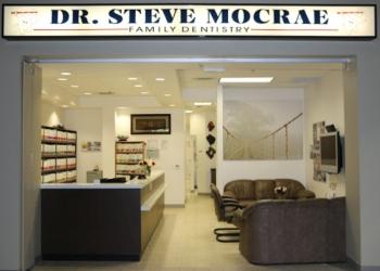 Barrie dentist Dr. Stephen Mocrae, B.SC, DDS