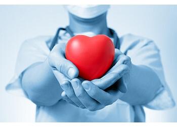 Red Deer cardiologist Dr. Stephen Tilley, MD