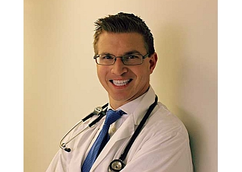 Red Deer cardiologist Dr. Stephen Tilley, MD, FRCPC