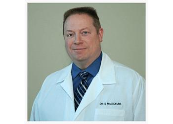 Moncton orthopedic Dr. Steven Massoeurs, MD, FRCSC