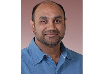 London pediatrician Dr. Sudhir (Tony) D'Souza, MD