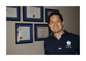 Mississauga chiropractor Dr. Suharto Ongko, DC