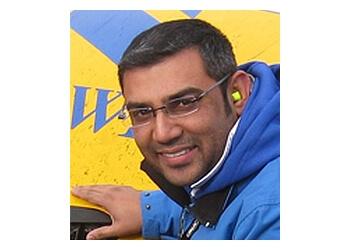 Pickering chiropractor Dr. Sunil Solanki, DC
