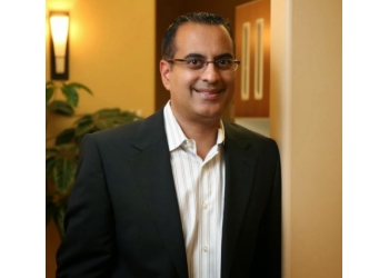 Whitby cosmetic dentist Dr. Sunjay Gandhi, DDS