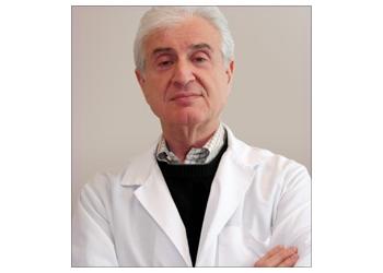 New Westminster podiatrist Dr. Syd Erlichman, DPM