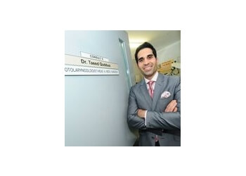 Vancouver ent doctor Dr. Taeed Quddusi, MD