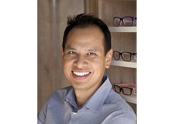 Oakville optometrist Dr. Teddy Chung, OD