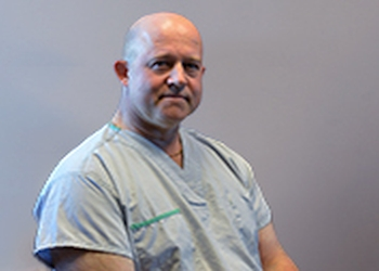 Sault Ste Marie orthopedic Dr. Terry McAllister, MD, FRCSC