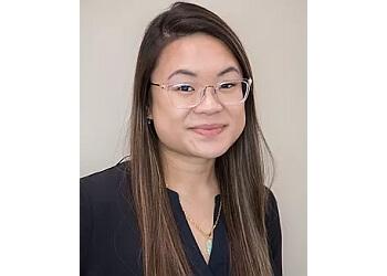 Edmonton pediatric optometrist Dr. Tiffany Lim, OD