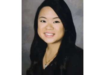 Edmonton pediatric optometrist Dr. Tiffany Lim, OD